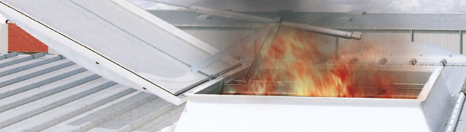 Evacuatori di fumo e calore funzionamento naturale
